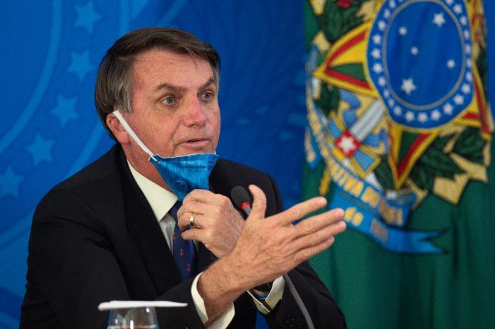 Brazil Threatens To Withdraw From WHO