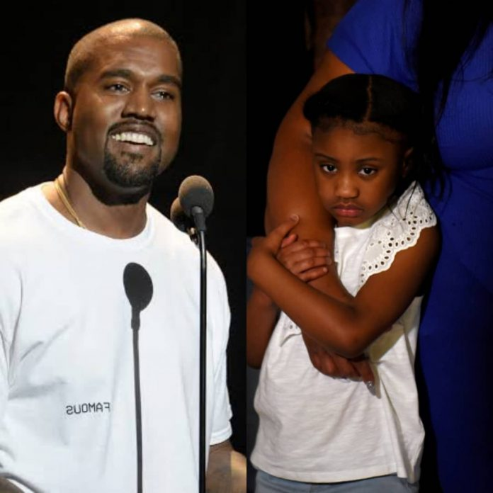 Kanye West Donates $2m, Sets Up George Floyd's Daughter With College Fund
