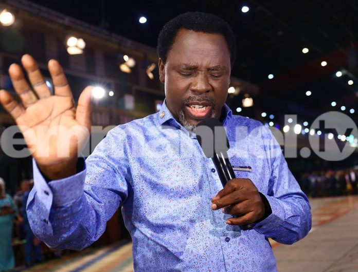 BARBADOS LADY DELIVERS FIBROIDS BY PRAYING WITH TB JOSHUA ON EMMANUEL TV,LIBERIA MAN HEALED OF KIDNEY PROBLEM