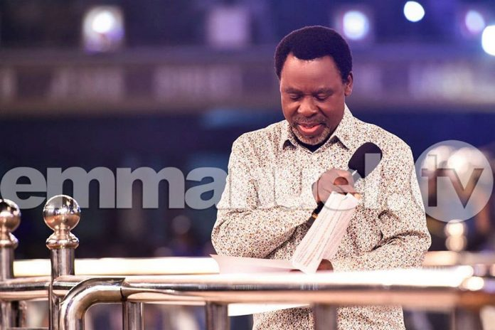 SUPPORT FOR SCOTTISH INDEPENDENCE SURGES, CONFIRMING TB JOSHUA PROPHECY